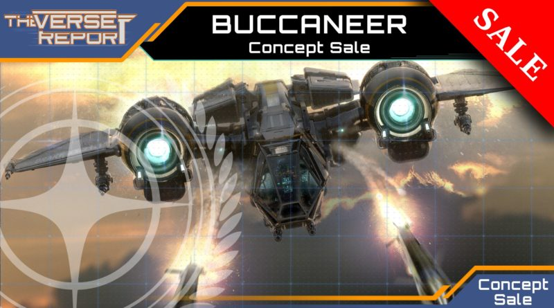 Crash / Verse Report / Buccaneer