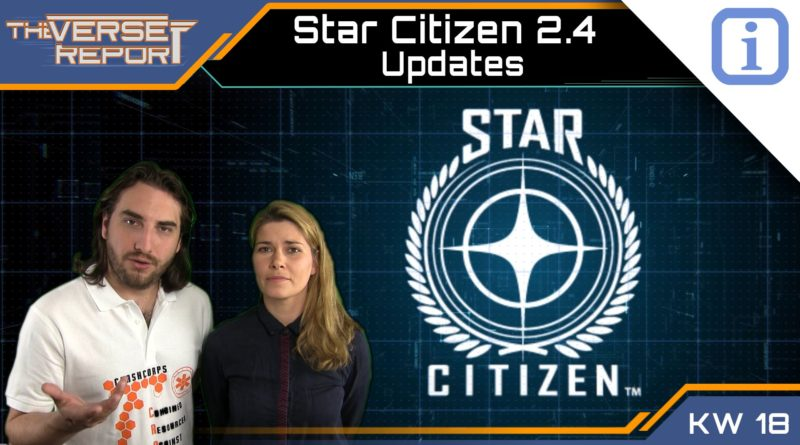 Crash / Verse Report / Star Citizen 2.4