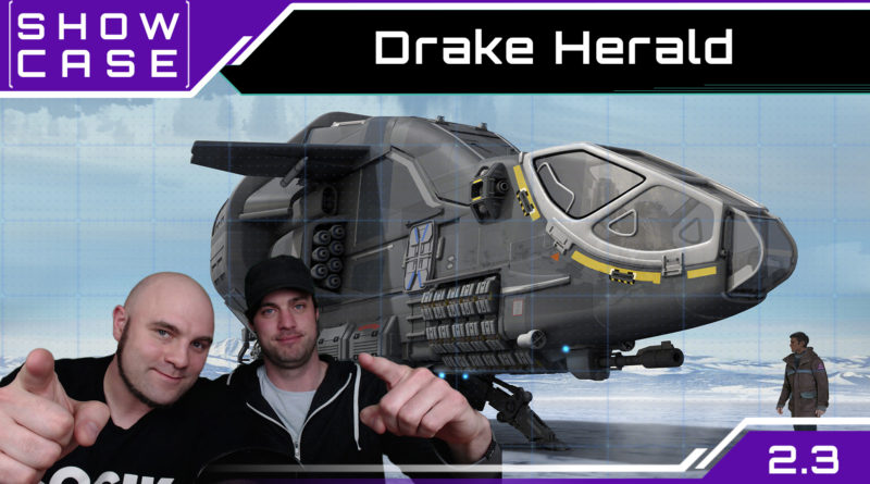 Crash / Showcase / Drake Herald