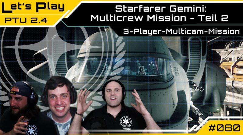 Crash / Lets Play / Starfarer