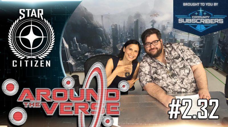 Around the Verse - Episode 2.32