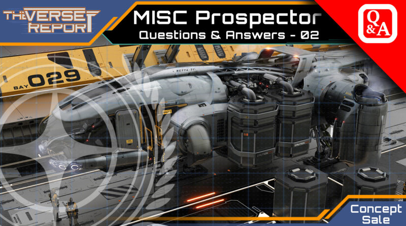 Crash / Verse Report / MISC Prospector