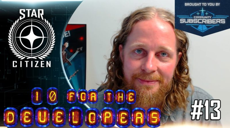 10 for the developers - Episode 13