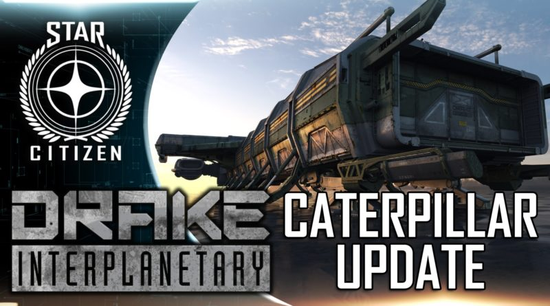 Caterpillar Update Video