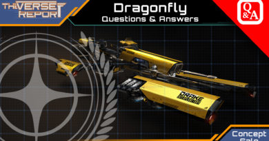Star Citizen Drake Dragonfly Q&A | Verse Report
