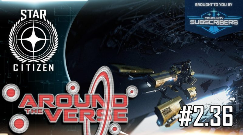 Around the Verse Episode 2.36