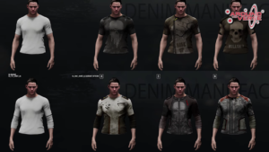 Reverse the Verse 2.1 - LA - Kleidung / Clothing