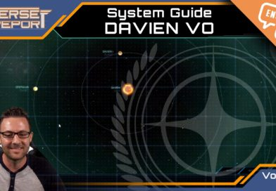 Star Citizen Davien System Guide Voice Over | Verse Report