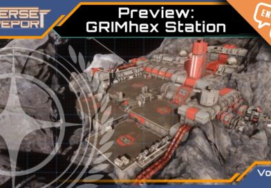 Star Citizen 2.5 Preview: GRIMhex Station Voice Over