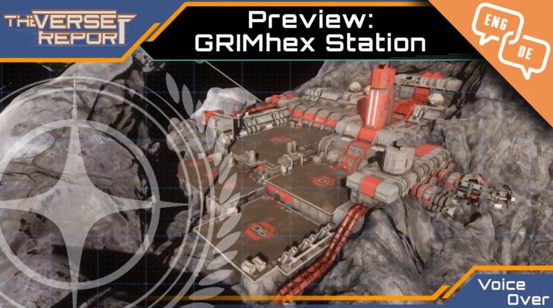 Crash / Verse Report / Grim Hex VO