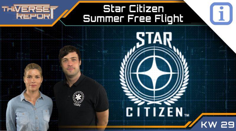 Crash / Verse Report / Summer Free Flight