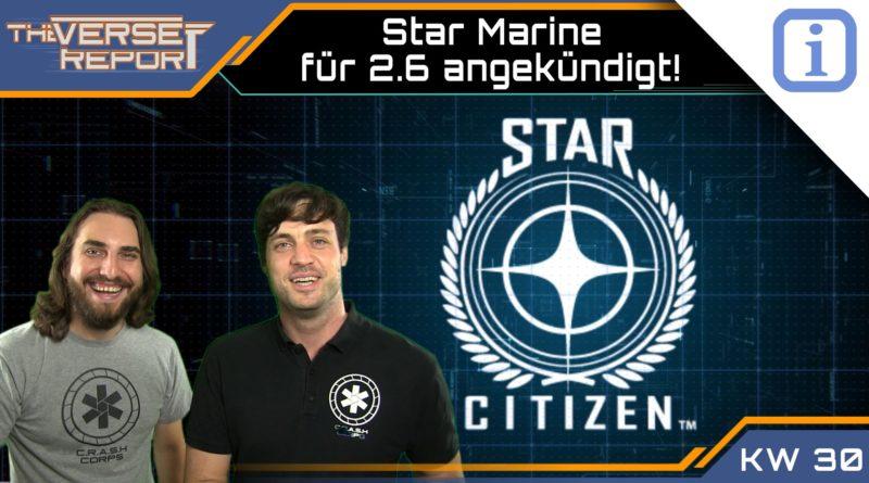 Crash / Verse Report / Star Marine