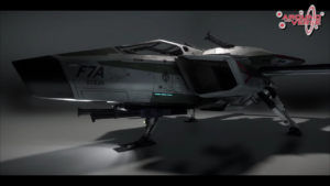 Around the Verse 3.3 - Austin - Anvil Hornet F7A MK2