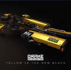 Drake Dragonfly Poster
