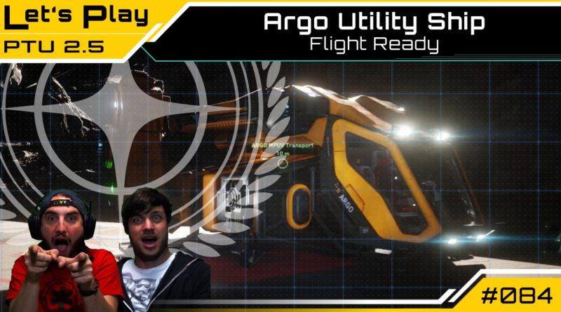 Crash / Lets Play / Argo