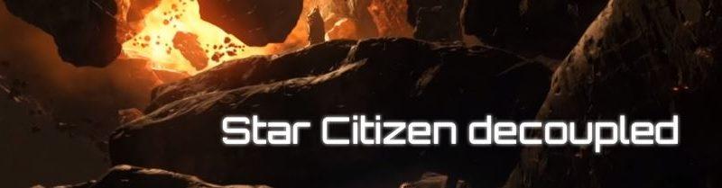 RadiantFLux - Star Citizen decoupled