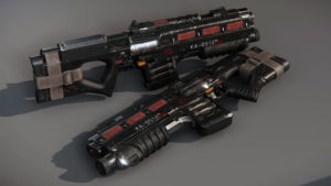 KA-DS12 / Devastator / Waffen / weapons