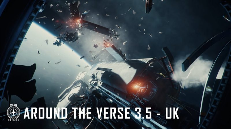 Around the Verse 3.5 - Header