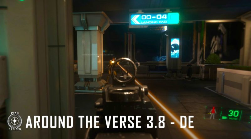 Around the Verse 3.8 - Header