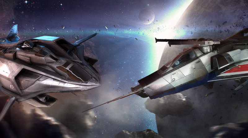 Galactic Tour's Bomber of the Year - Aegis Retaliator / Anvil Gladiator