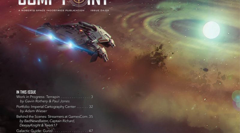 Jump Point September 2016 Cover