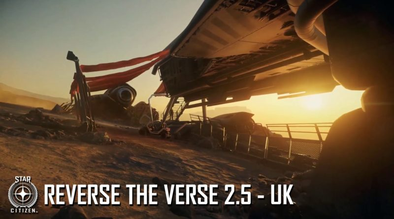 Reverse the Verse 2.5 - UK