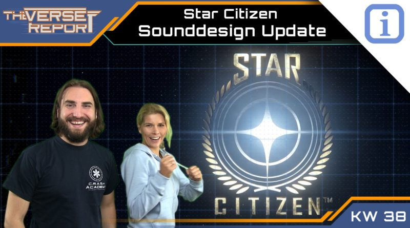 Crash / Verse Report / Sounddesign Update