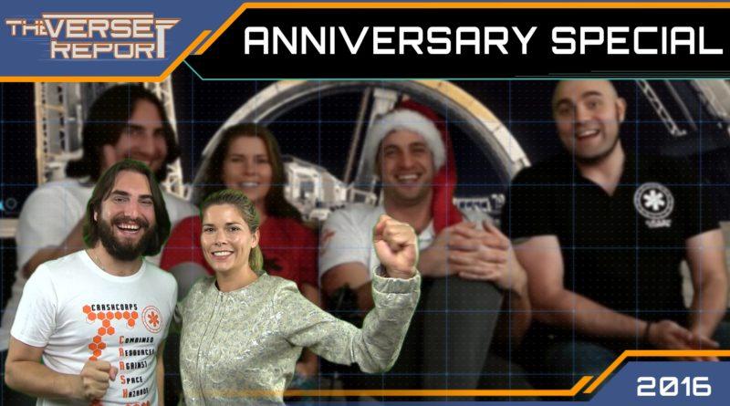Crash / Verse Report / Anniversary Special