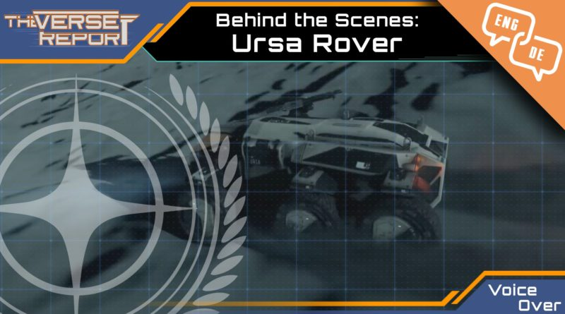 CRASH / Verse Report / BTS Ursa Rover