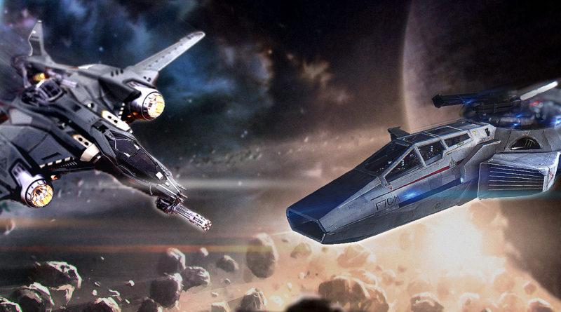 Anvil Hornet / Aegis Vanguard