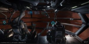Constellation Aquila Cockpit