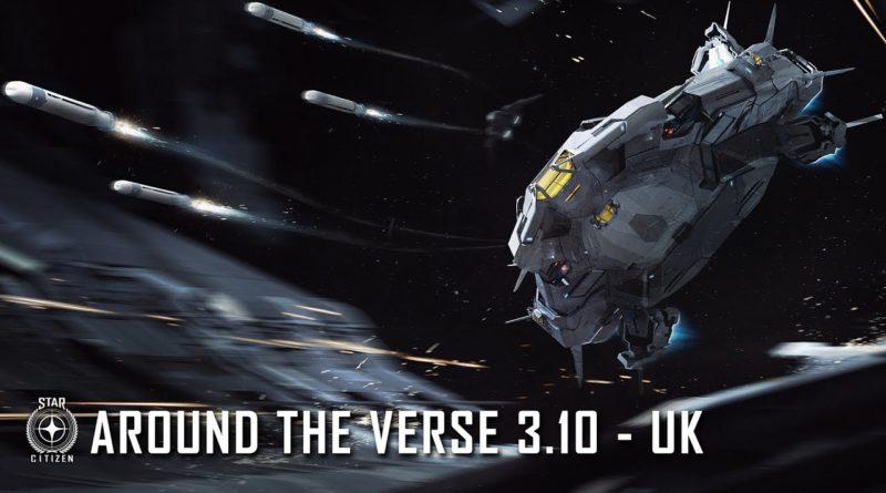 Around the Verse 3.10 - UK