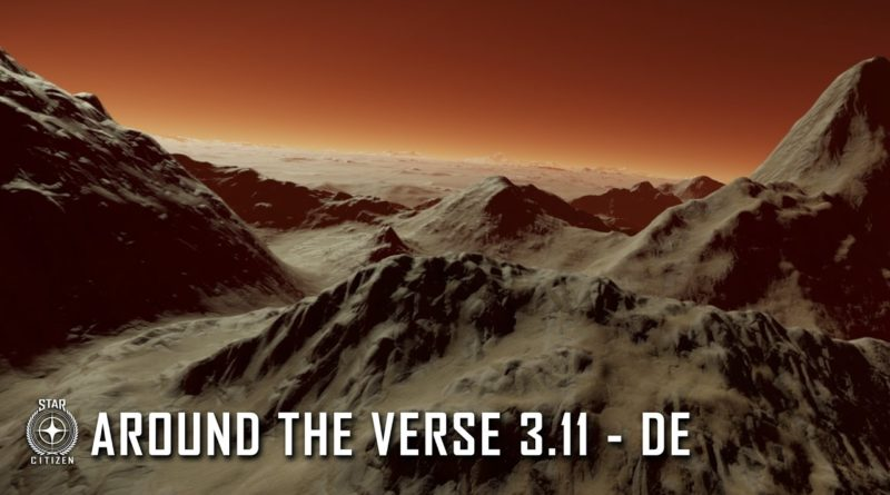 Around the Verse 3.11 - DE