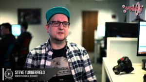 Around the Verse 3.10 - Studio Report / Steve Turberfield