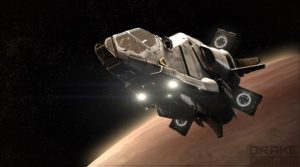 Drake Interplanetary Herald