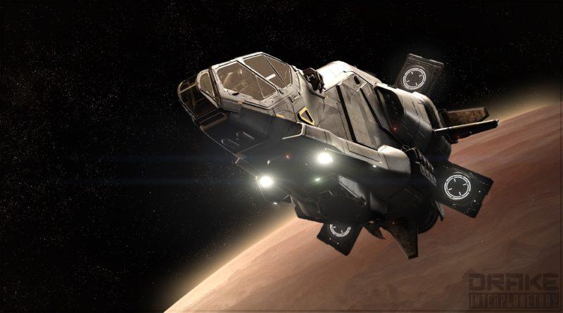 Drake Interplanetary Herald
