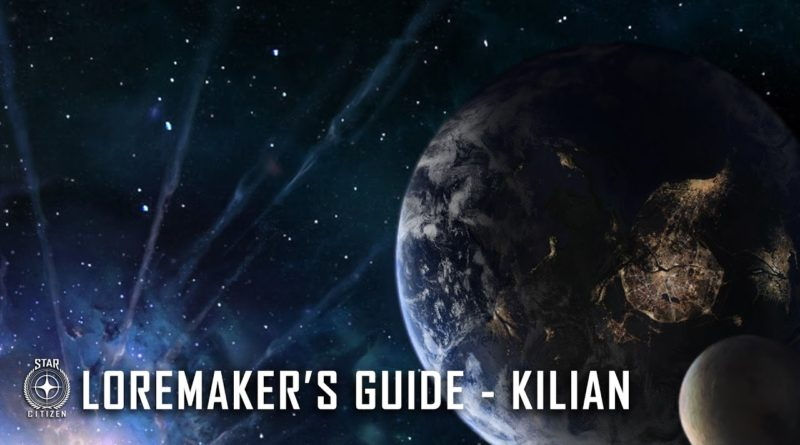 Loremaker's Guide to the Galaxy - Kilian