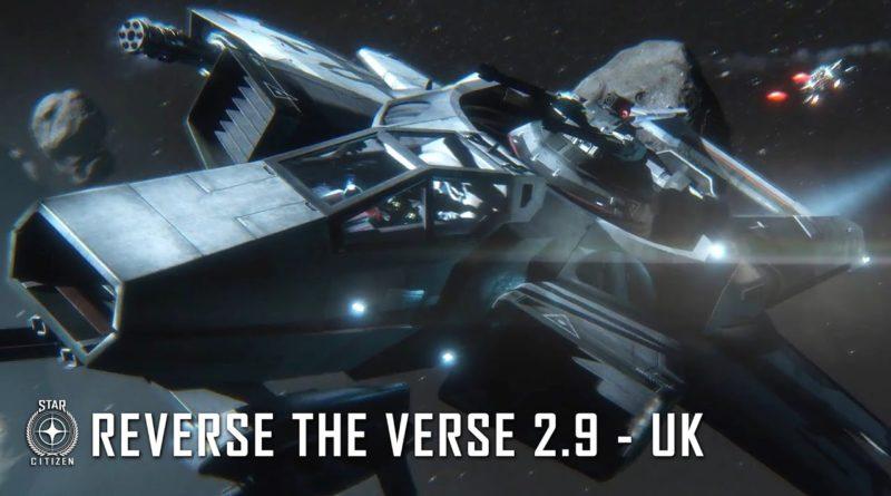Reverse the Verse 2.9 - UK