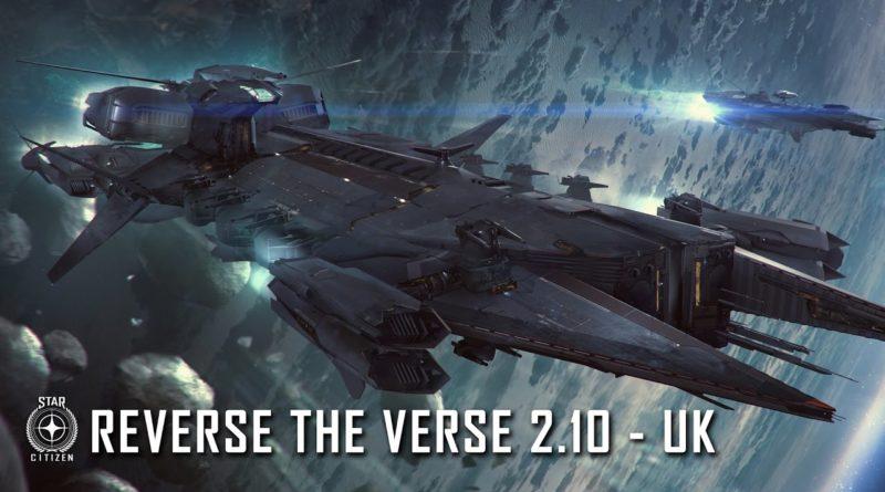 Reverse the Verse 2.10 - UK