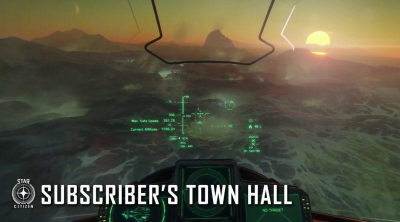 Subscriber Townhall Oktober 2016