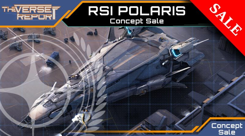 Crash / Verse Report / RSI Polaris