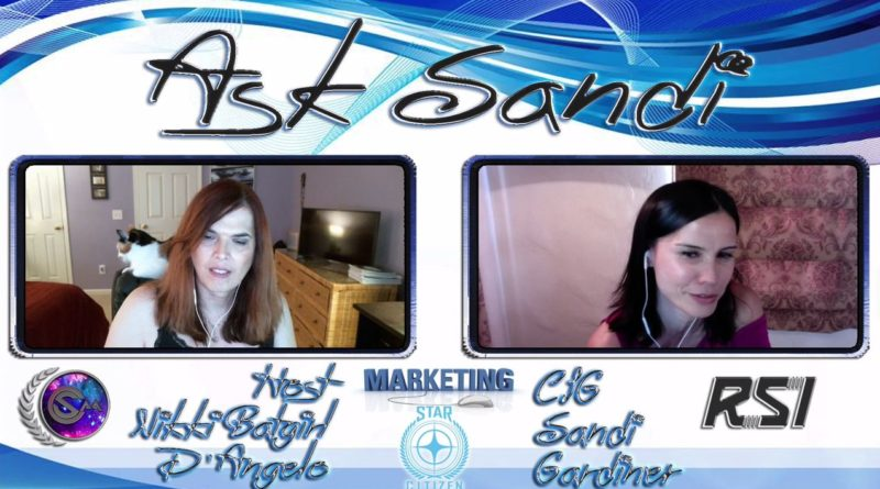 Ask Sandi / Batgirl / Sandi Gardiner