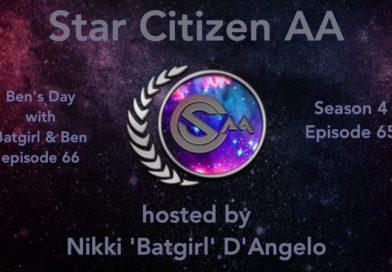 Bensday with Batgirl and Ben – Episode 64