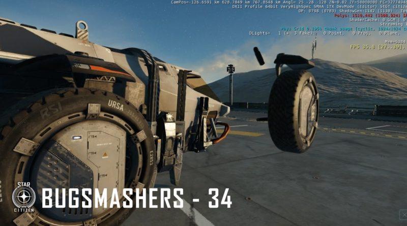 Bugsmashers! Episode 34