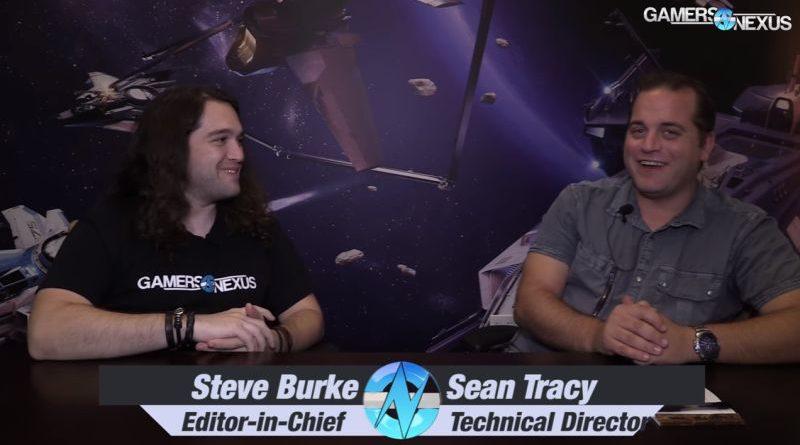Gamers Nexus Interview mit Sean Tracy