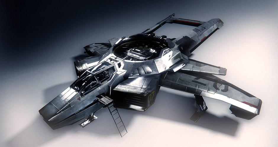 Anvil Aerospace Hornet F7C
