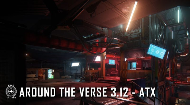 Around the Verse 3.12 - ATX