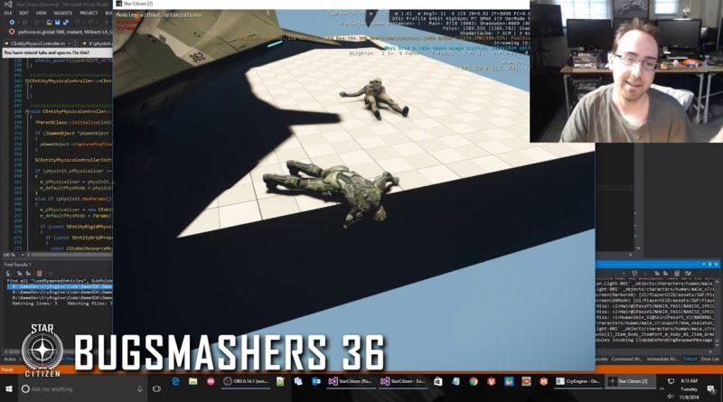 Bugsmashers - Episode 36