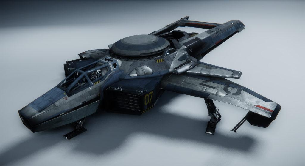 Anvil Aerospace Hornet F7R Tracker