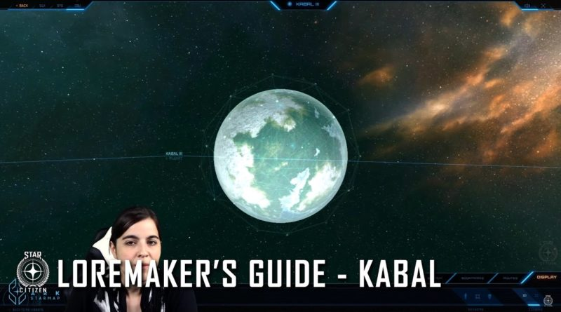 Loremaker's Guide to the Galaxy - Kabal